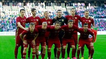 Cборная России займёт самое низкое место в своей истории в новом рейтинге ФИФА