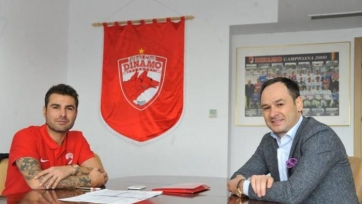 Муту занял пост в руководстве бухарестского «Динамо»