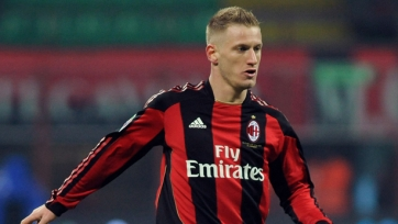Иньяцио Абате – новый капитан «Милана»