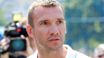 Андрей Шевченко: «Сборная Украины может решать серьёзные задачи»