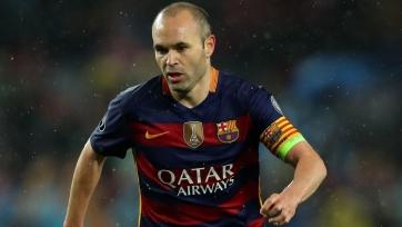 «Барселона» предложит Иньесте место в структуре клуба