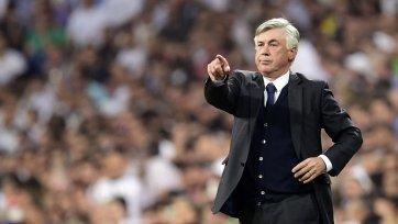 Анчелотти: «Рома» и «Наполи» могут составить конкуренцию «Ювентусу»
