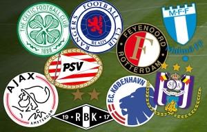 Клубы Нидерландов, Бельгии, Шотландии, Швеции, Дании и Норвегии намерены создать объединённую лигу