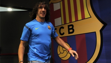 Пуйоль: «Барселона» – моя главная команда, но я бы поиграл за «Милан»