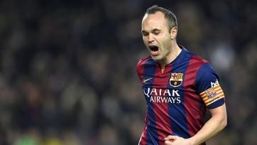 «Барселона» готова предложить Иньесте пожизненный контракт