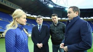 Харьков примет матч между Украиной и Сербией