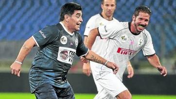 Марадона: «Футбол Симеоне скучен? А что выигрывают «Бавария» или «Аякс»?»
