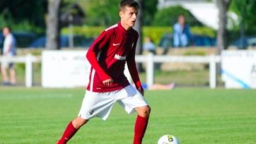 «Бавария» и «Реал» интересуются 16-летним хавбеком «Метца»