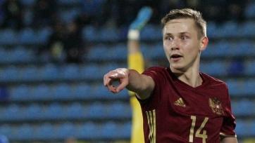 Ефремов: «Был бы рад вернуться и играть в основе ЦСКА»