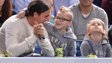 Сыновья Ибрагимовича зачислены в академию «Манчестер Юнайтед»