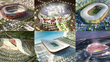 ЧМ-2022 в Катаре может пройти всего на восьми стадионах