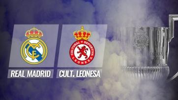 «Реал» сыграет с «Культураль Леонесой», «Барса» - с «Эркулесом»