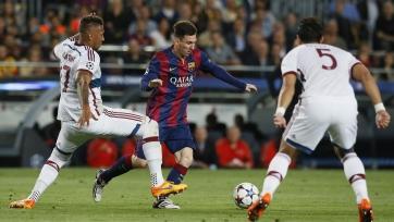 Боатенг: «Золотой мяч» стал призом Роналду и Месси, бороться с ними практически невозможно»