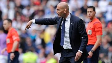Зидан: «Реал» должен стремиться к доминированию в каждой игре»