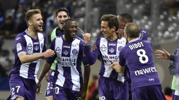 «Тулуза» одержала волевую победу над «Монако»