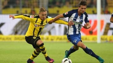 Дортмундская «Боруссия» потеряла очки в матче с «Гертой»