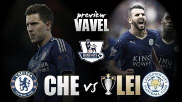 «Челси» – «Лестер», прямая онлайн-трансляция. Стартовые составы команд