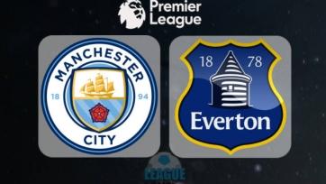 «Ман Сити» - «Эвертон», прямая онлайн-трансляция. Стартовые составы команд