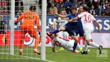 Мировая «Аугсбурга» и «Шальке» и другие результаты матчей седьмого тура Бундеслиги