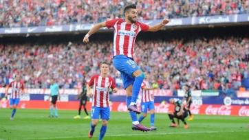 «Атлетико» устроил погром «Гранаде»