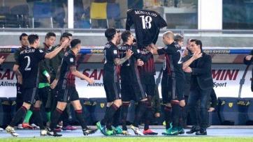 Игроки «Милана» посвятили победу Риккардо Монтоливо