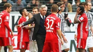 «Бавария» впервые за шесть лет не может выиграть в трёх матчах кряду по ходу сезона