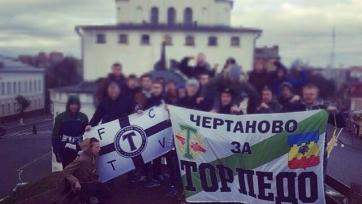 Массовая драка во Владимире во время матча ПФЛ (видео)
