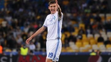 «Динамо» Киев потеряло Гармаша на неопределённый срок