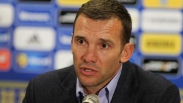 Шевченко: «За месяц нашей работы на благо украинской сборной появилось больше вдохновения, больше ответственности»