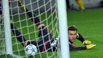 Нападающий «Монако» пожелал Игорю Акинфееву, чтоб тот прервал свою серию, но не в играх с его командой