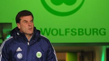 «Вольфсбург» попрощался с наставником команды Дитером Хеккингом