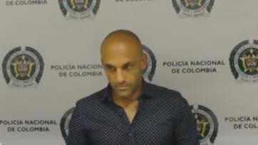 Бывший игрок сборной Колумбии пытался доставить в Мадрид более килограмма кокаина