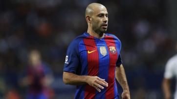 Маскерано: «Это мой последний контракт с «Барселоной»