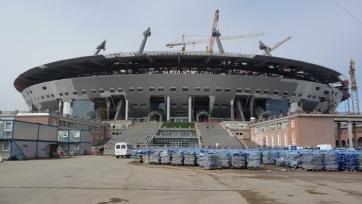 Для строительства «Крестовского» будет закуплено оборудование стоимостью три миллиарда рублей