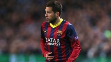 Альба готов выйти на поле в матче с «Манчестер Сити»