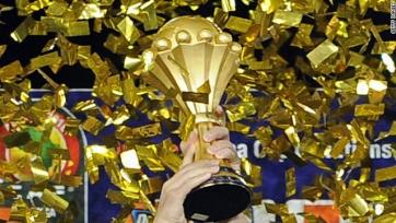 Стали известны итоги жеребьёвки Кубка африканских наций 2017-го года