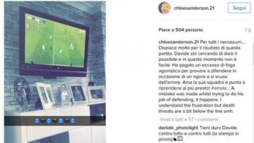 Защитник «Интера» получил угрозы смерти в свой адрес за пенальти в матче с «Аталантой»