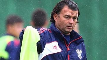 Тренерский штаб тульского «Арсенала» пополнился Александром Шмарко