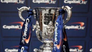 Стали известны все четвертьфинальные пары Кубка английской лиги
