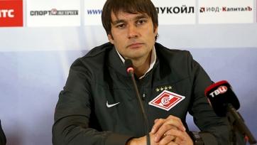 Дмитрий Гунько: «Уверен, что и взрослая команда «Спартака» сделает всё возможное для победы»
