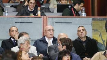 Адриано Галлиани может занять административный пост в руководстве Lega Serie A