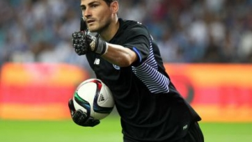 Касильяс: «Хочу играть в «Порту» как можно дольше»