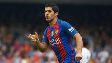 «Барселона» согласовала новый контракт с Луисом Суаресом