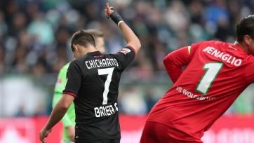 «Байер» выиграл у «Вольфсбурга» и другие результаты матчей девятого тура Бундеслиги