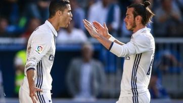«Реал» забил четыре мяча «Алавесу»