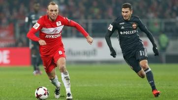 Глушаков: «Спартак» просто не мог подвести болельщиков»