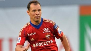 Игнашевич вышел на второе место по количеству матчей в чемпионатах России