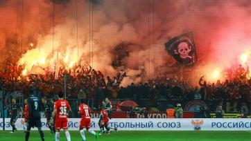 Полиция предотвратила несколько массовых драк и задержала более 50 фанатов ЦСКА и «Спартака»