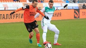 «Терек» добыл крупную волевую победу в матче с «Уралом»