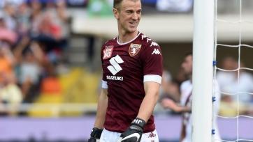 Харт: «Я счастлив быть частью «Торино»